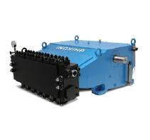 horizontal plunger pump