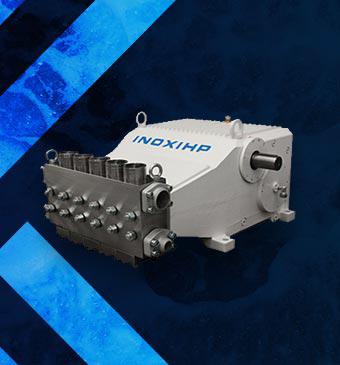 high-pressure plunger pump