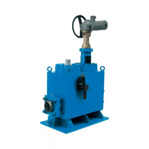 Shut-off and Isolation valve group hydropneumatic acumulator
