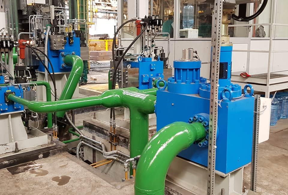 manifolds press drive