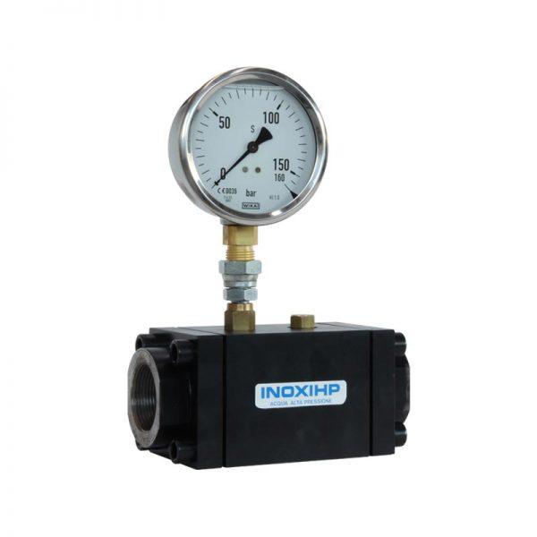 Pressure gouge separators