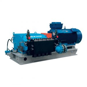 high pressure plunger pump