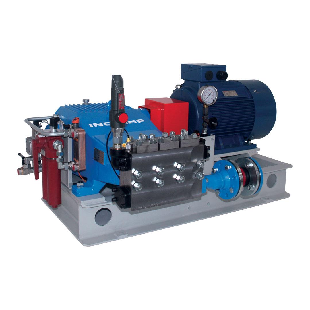 Schema Elettrico Per Metal Detector : Pumping group pf 150 inoxihp