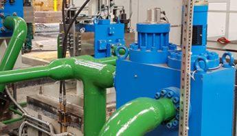 press drive manifolds