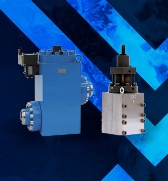 press control distributors with prportional valves