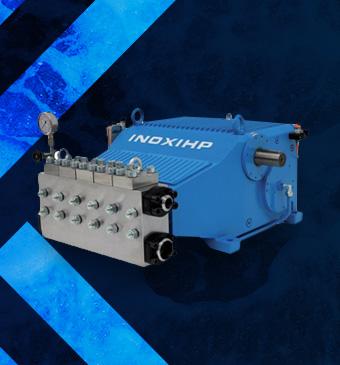 high-pressure plunger pump hydraulic testing
